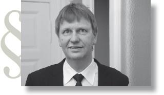 Rechtsanwalt, Treuhänder und Insolvenzverwalter Hartmut Schmidt