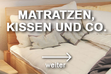 Button Matratzen, Kissen und Co.