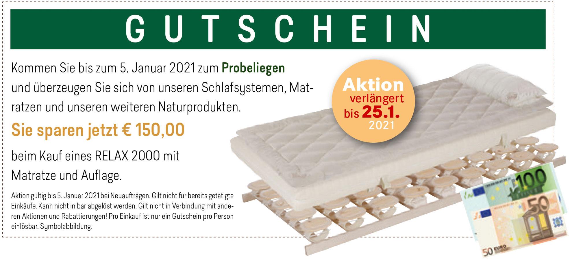 Zirben-Aktionswochen 2020/21 verlängert