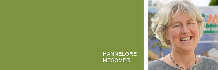Hannelore Meßmer, zertifizierte Schlafberatung