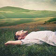 Durch Mittagsschlaf zu mehr Wohlbefinden