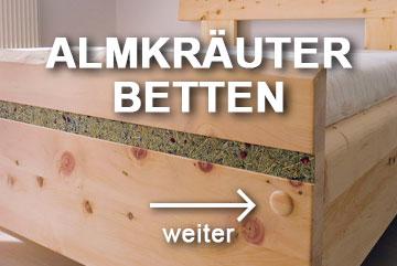 Button Almkräuter-Betten