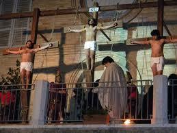 La Crocifissione