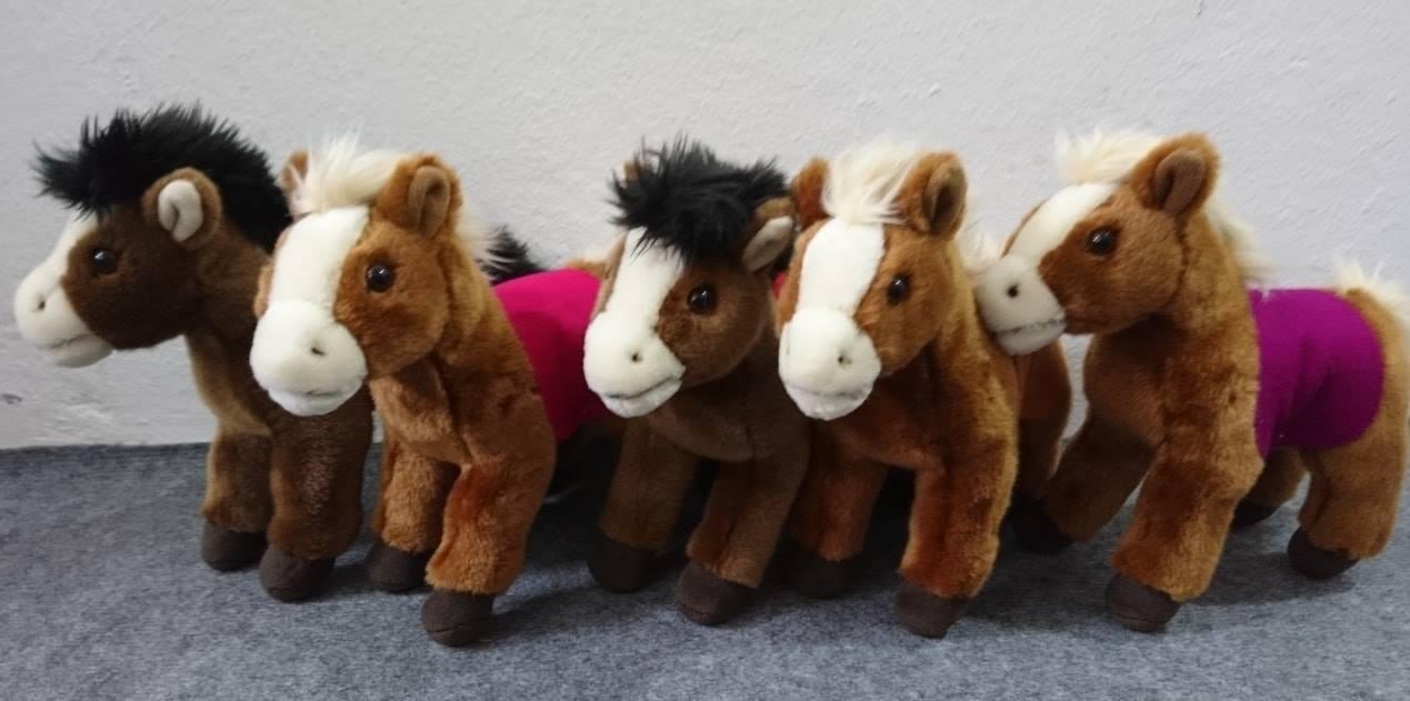 größeres Pferd - nur erhältlich bei einem Kindergeburtstag