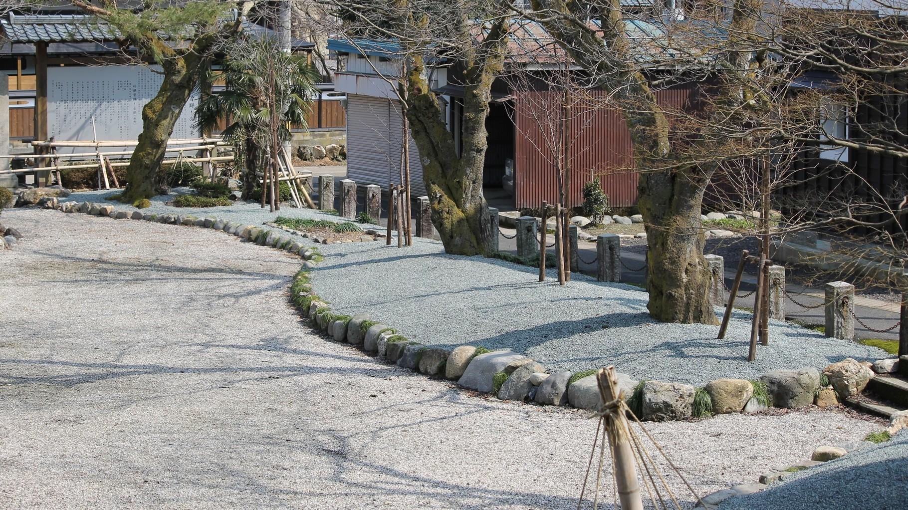 明治殿からの眺め(右側)