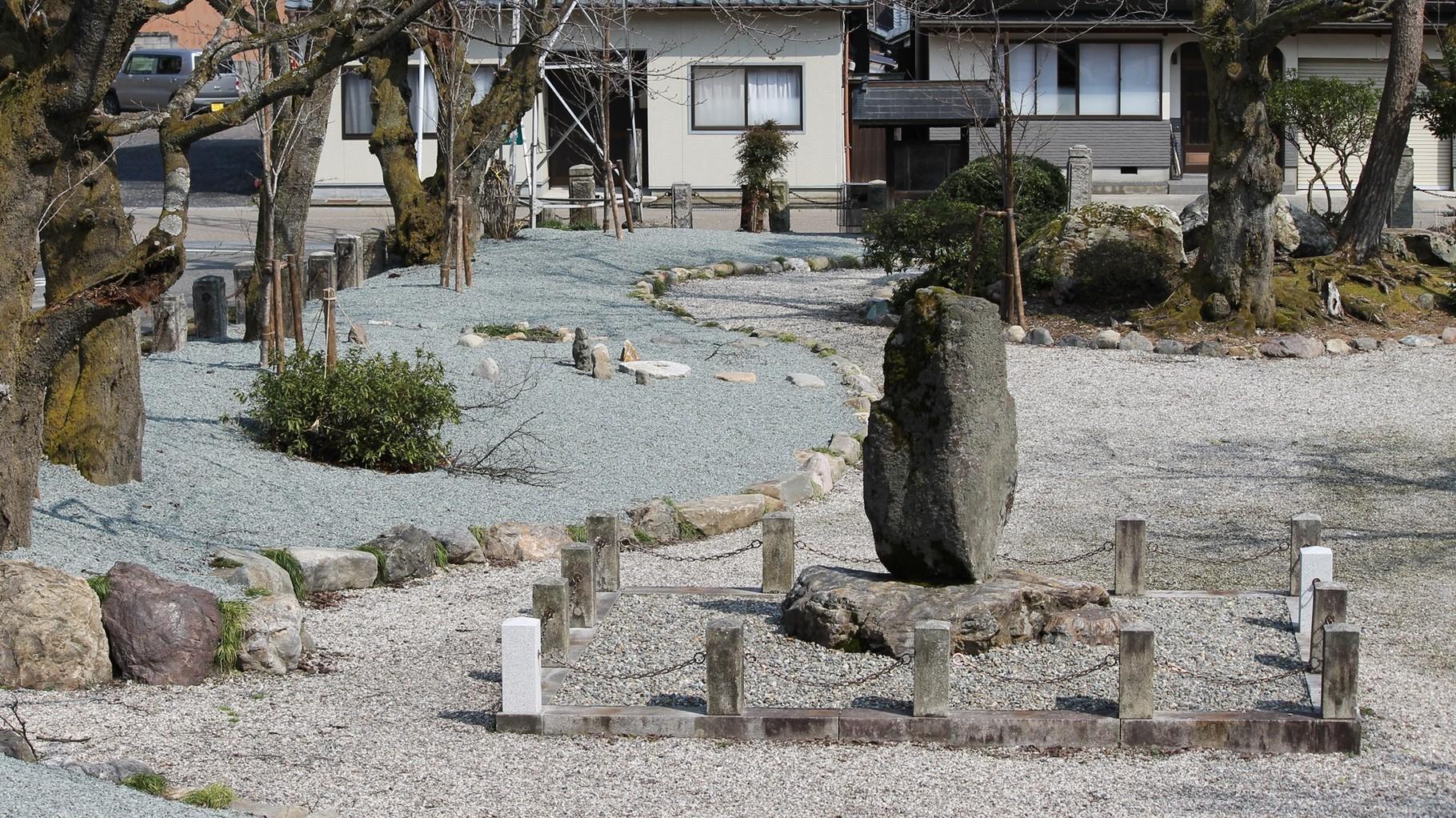 明治殿からの眺め(左側)