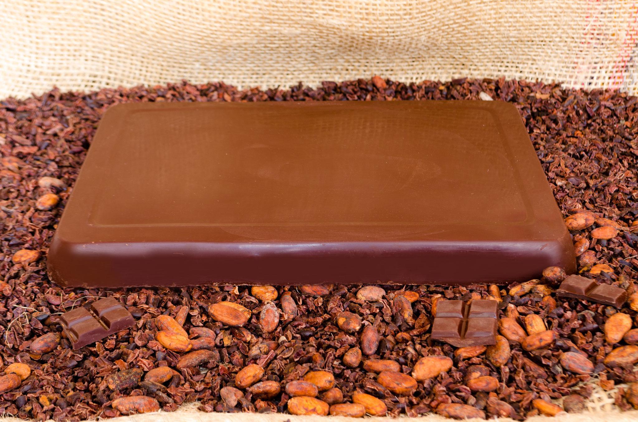 Barras en 3kg Chocolate y Coberturas