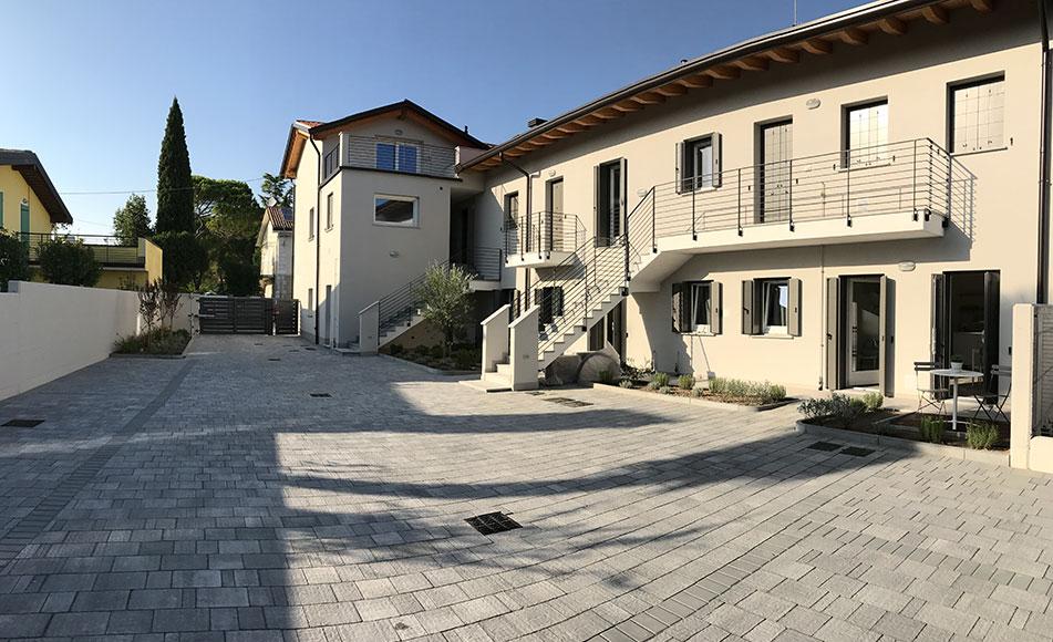 Gradisca d'Isonzo, Appartamenti Antea