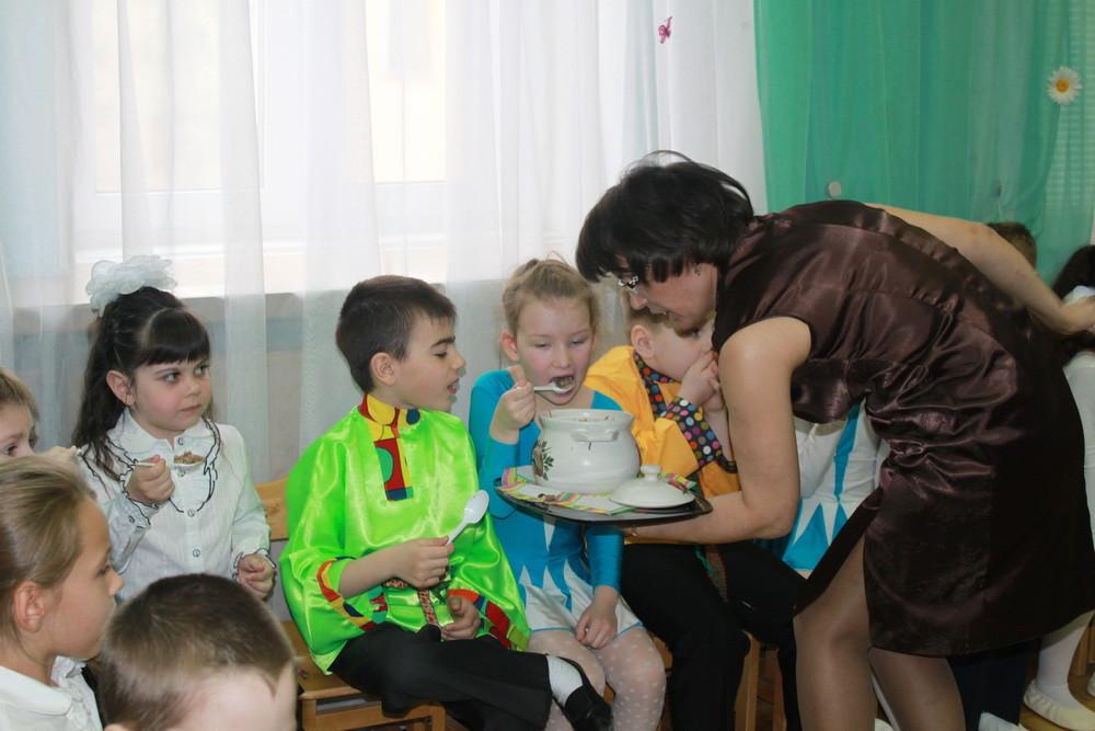 ... и детей