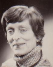 Julie en 1980