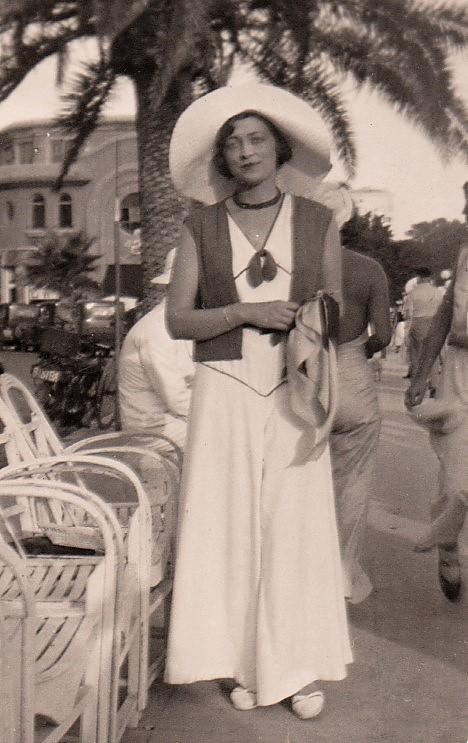 Julie à Nice (1924)