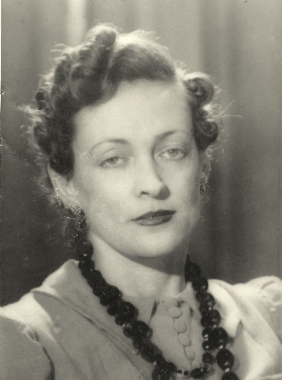 Julie, portrait pour maman (novembre 1939)