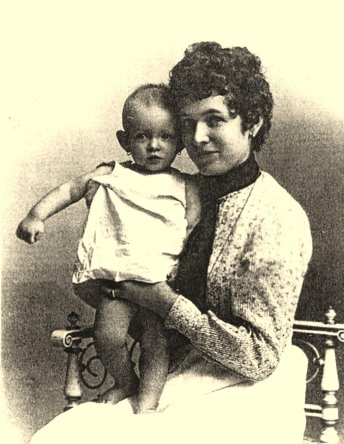 Julie en mama (1904)