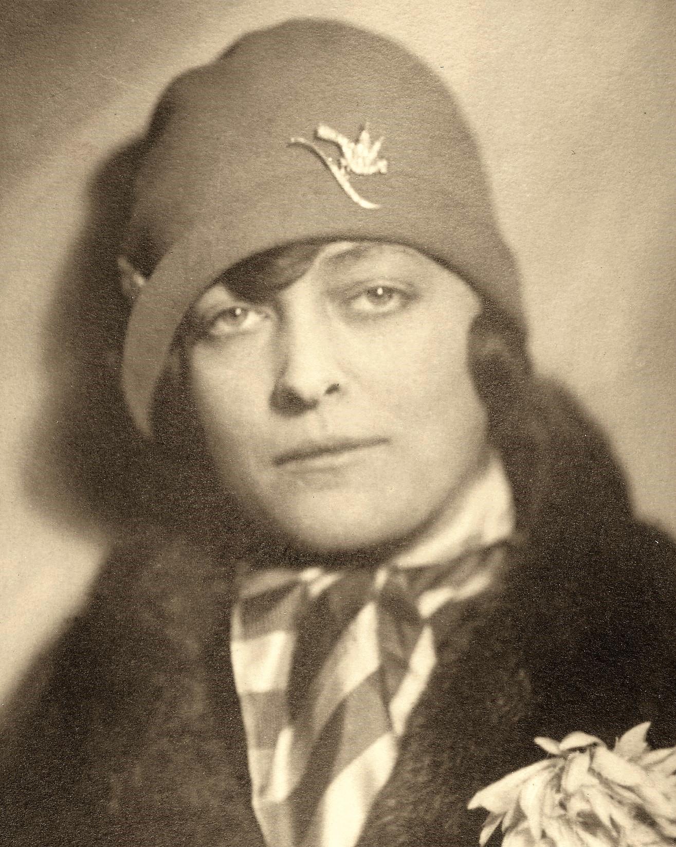 Julie portret (1927)