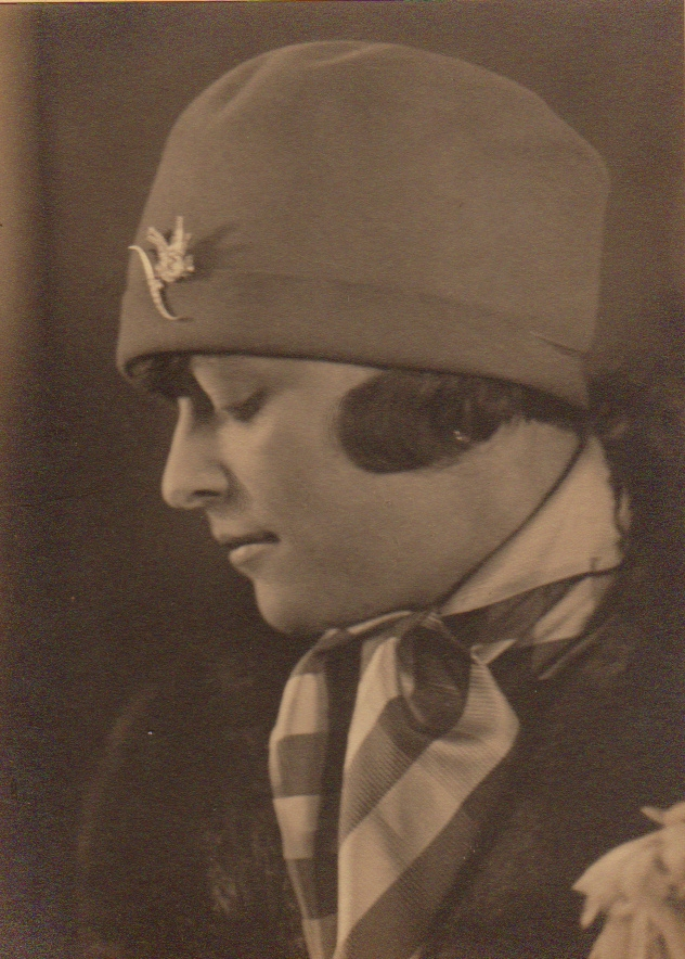 Julie in 1927
