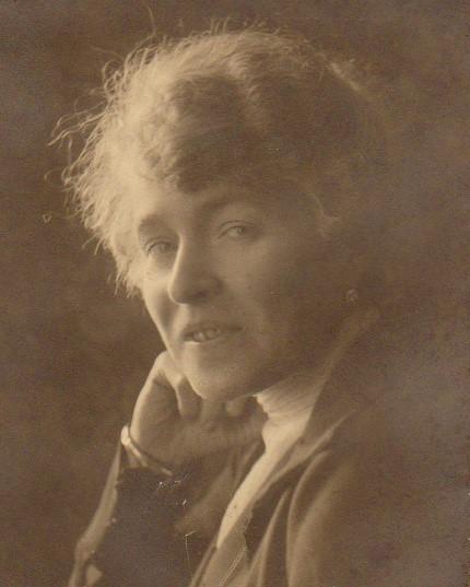 Maman en 1927