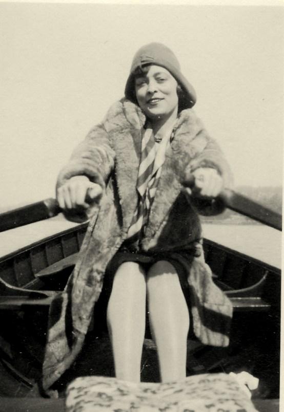 Julie op het water in Parijs (1929)