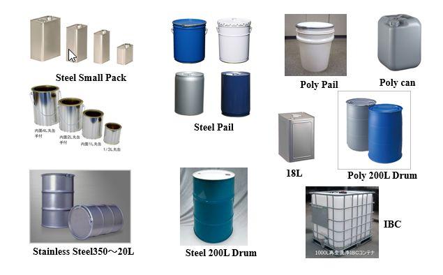 その他各サイズの産業容器