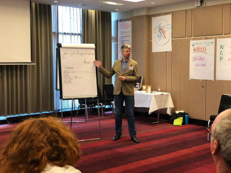 Seminar zum Thema Persönlichkeitsentwicklung