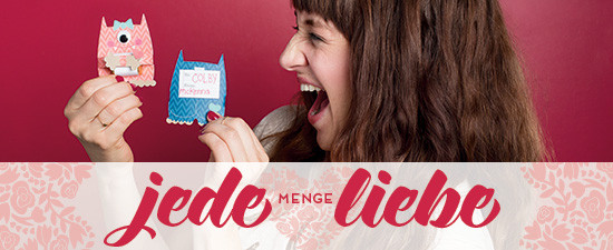 """jede Menge liebe"""