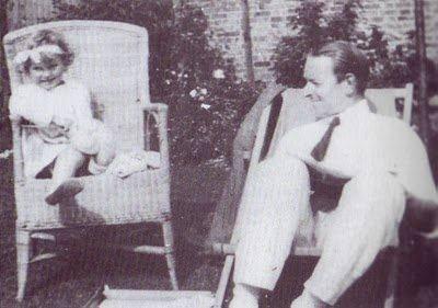 dr. Edward Bach e sua figlia