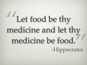 "Tools-of-Life.at: ""Lass deine Nahrung deine Medizin sein und lass deine Medizin Nahrung sein."""