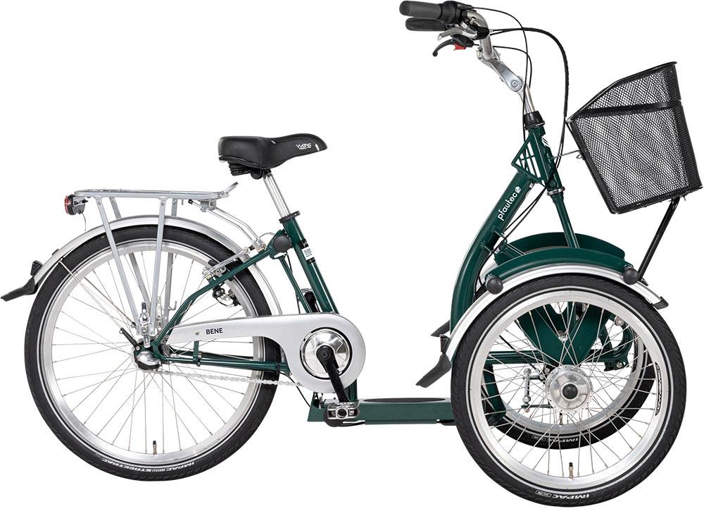 Pfau-Tec Bene Front-Dreirad Beratung, Probefahrt und kaufen in Frankfurt
