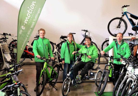 Dreiräder und Elektro-Dreiräder für Erwachsene, Senioren, Menschen mit Behinderungen und Kinder