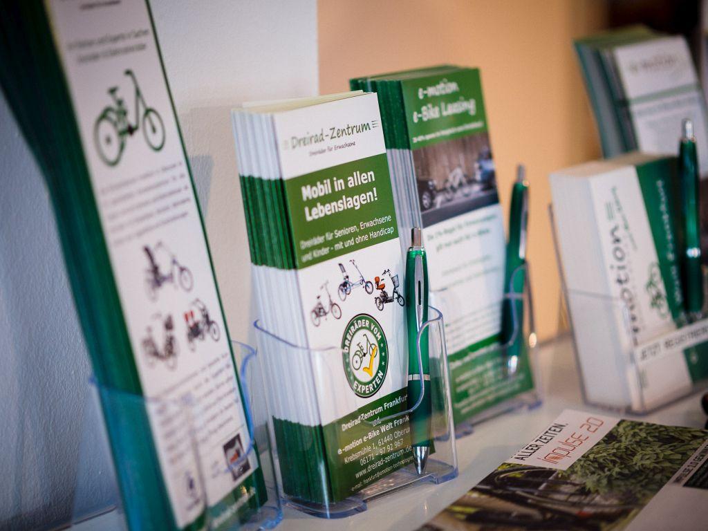 Dreirad-Zentrum Gießen - Service und Beratung für den richtigen Kauf eines Dreirads
