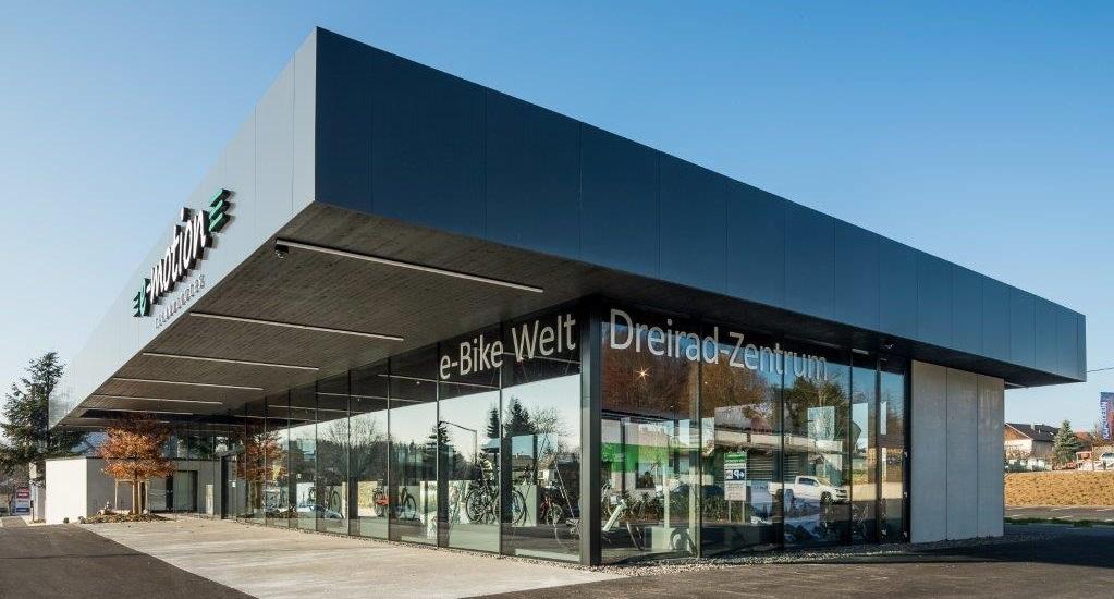Dreirad-Zentrum Bad Hall in Österreich