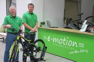 Experten vom Dreirad-Zentrum Kleve