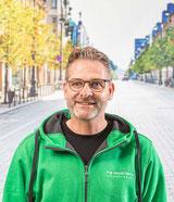 Christoph aus dem Dreirad-Zentrum Moers
