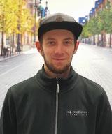 Sebastian aus dem Dreirad-Zentrum Moers