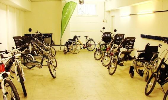 Ein Dreirad mieten im Dreirad-Zentrum Göppingen und Köln