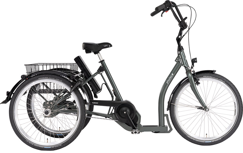 Pfautec Torino - Dreirad für Erwachsene