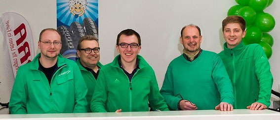 Neueröffnung: Dreirad-Zentrum Braunschweig