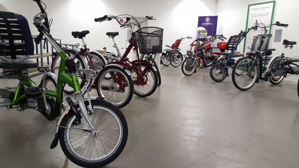 Dreirad-Zentrum Gießen - Van Raam Dreiräder und Elektrodreiräder