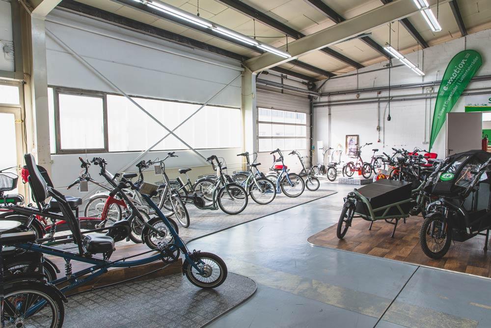 Die Dreirad Experten - Das Dreirad-Zentrum Heidelberg