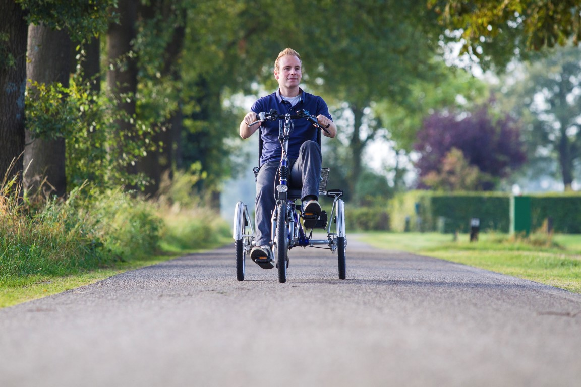 Easy Rider von Van Raam - Das sportlich Sessel-Dreirad