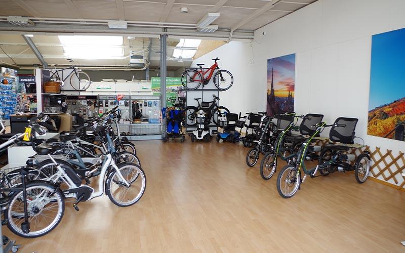 Dreirad Beratung vom Experten im Dreirad-Zentrum Stuttgart