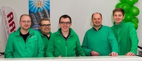 Neues Dreirad Zentrum in Berlin-Mitte eröffnet