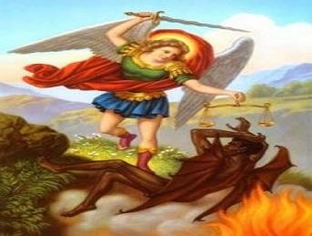 san miguel arcángel magia, brujería y hechicería babalawosnbenito