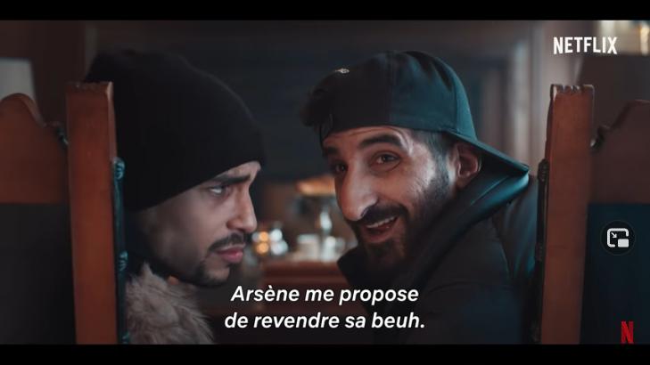 En Passant Pécho   Bande-annonce   Netflix France