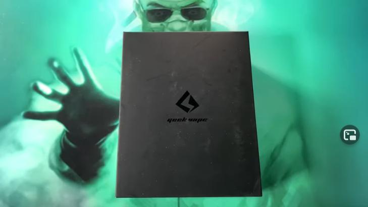Aegis Legend Zeus Sub ohm GeekVape Kit 200w - Revue