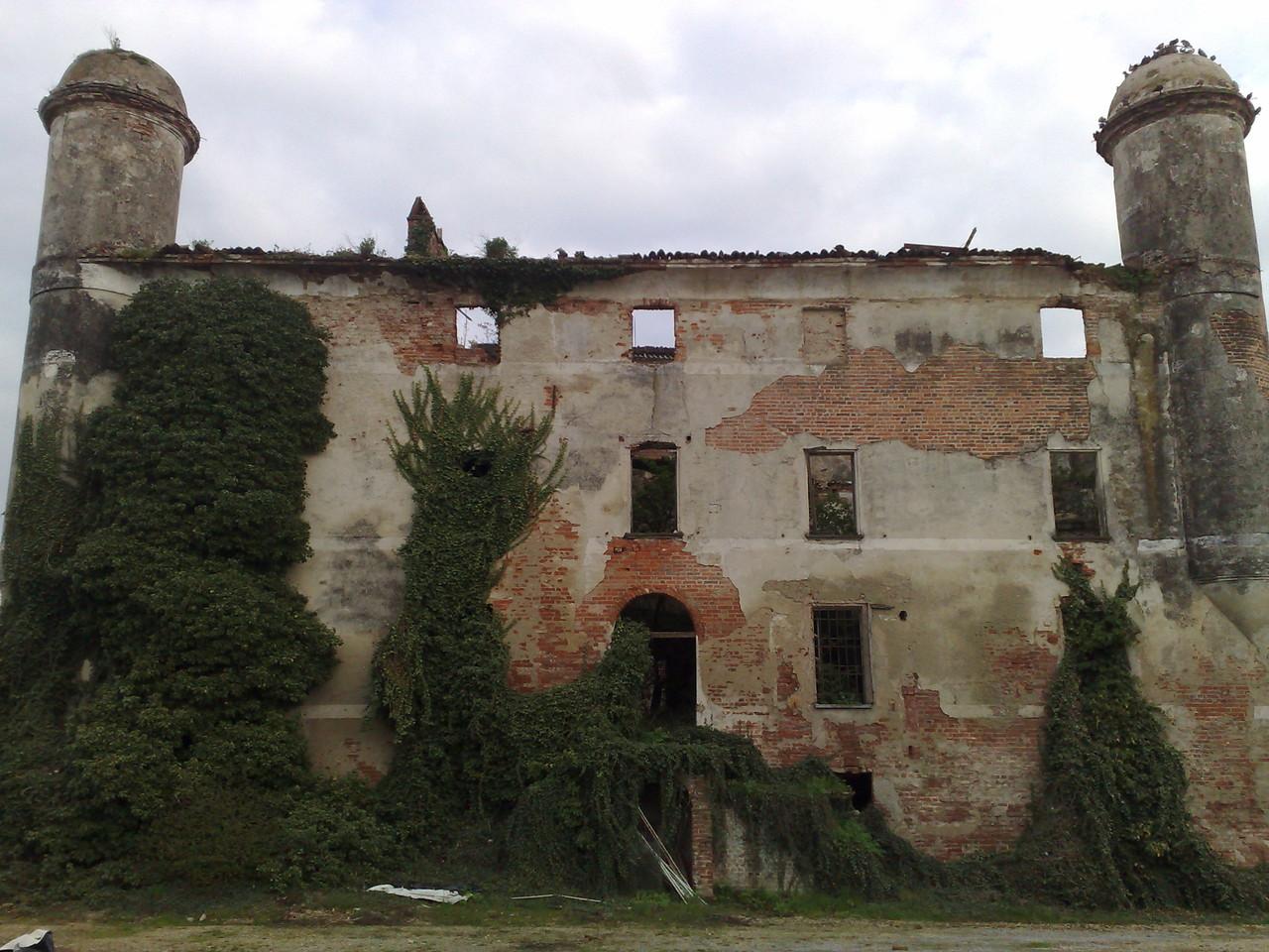 facciata nord