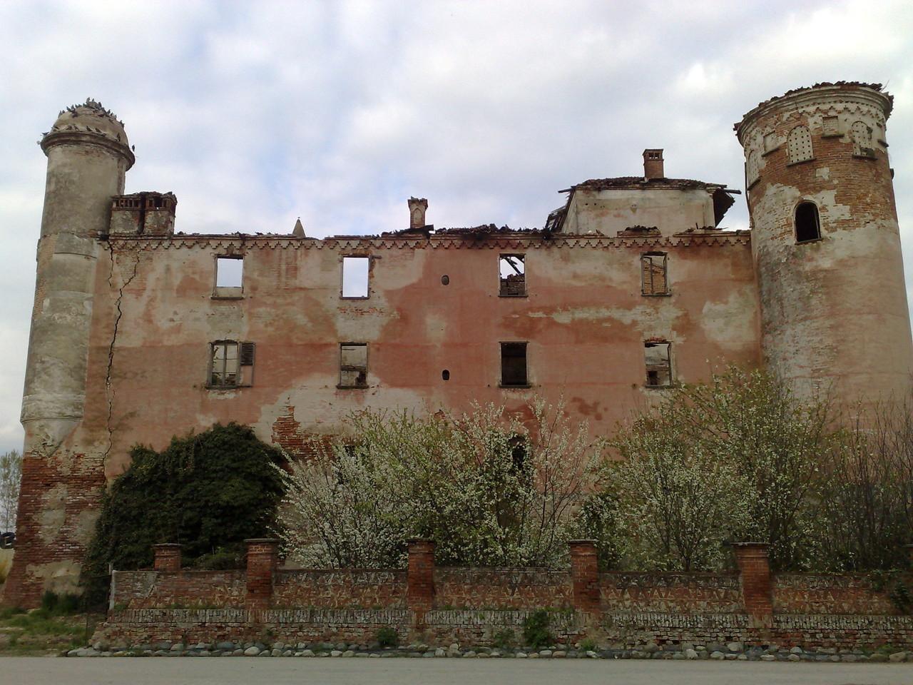 facciata ovest
