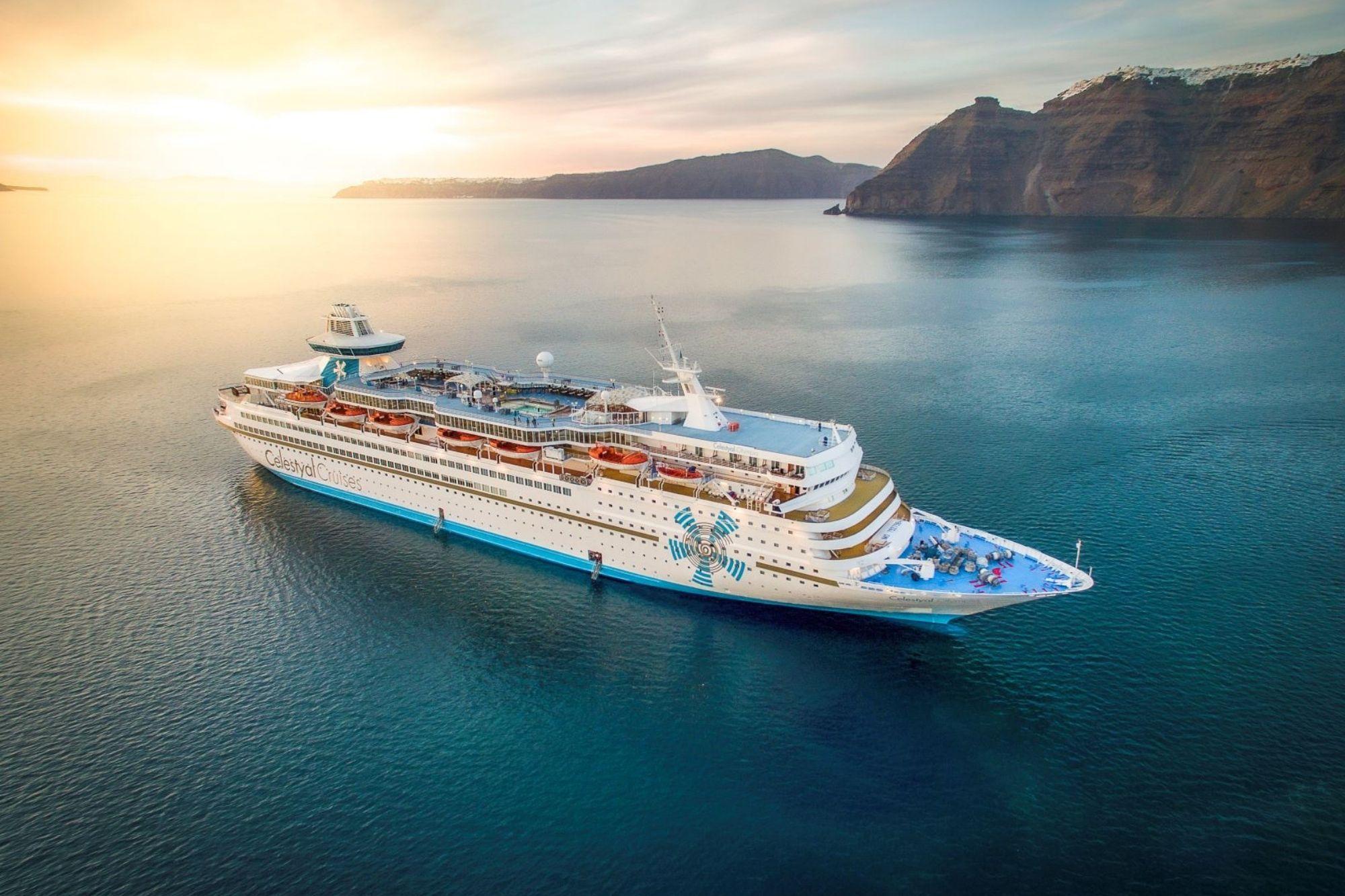 Celestyal Cruises schickt mit Celestyal Olympia zweites Schiff auf Neustart-Reisen