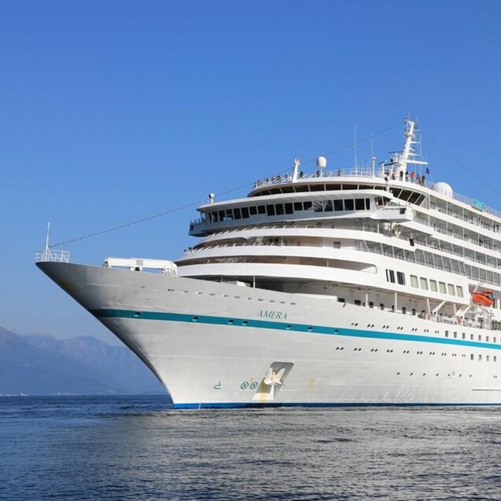 MS Amera Seereisen 2020