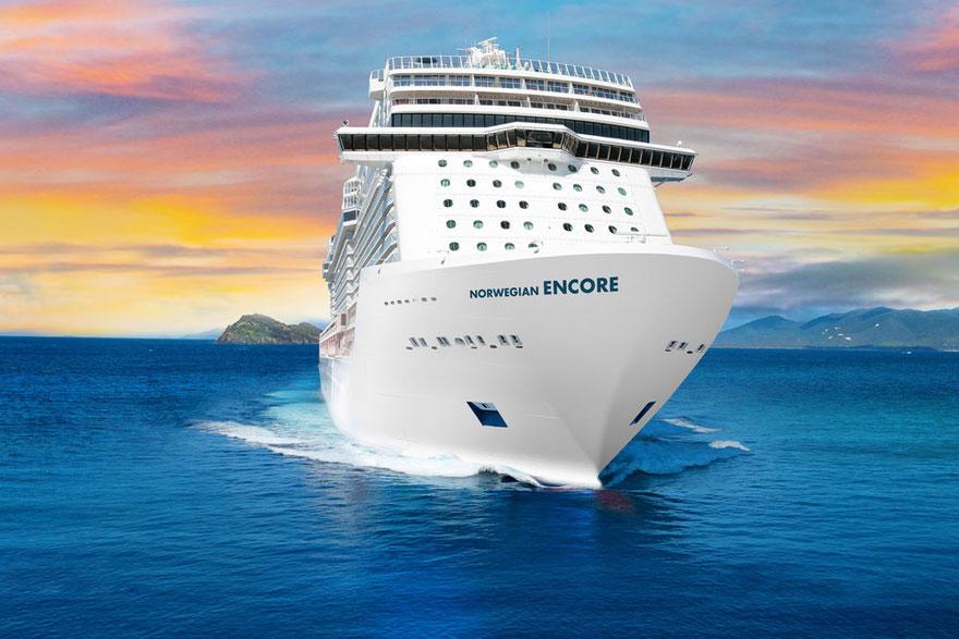Norwegian Encore // © Norwegian Cruise Line