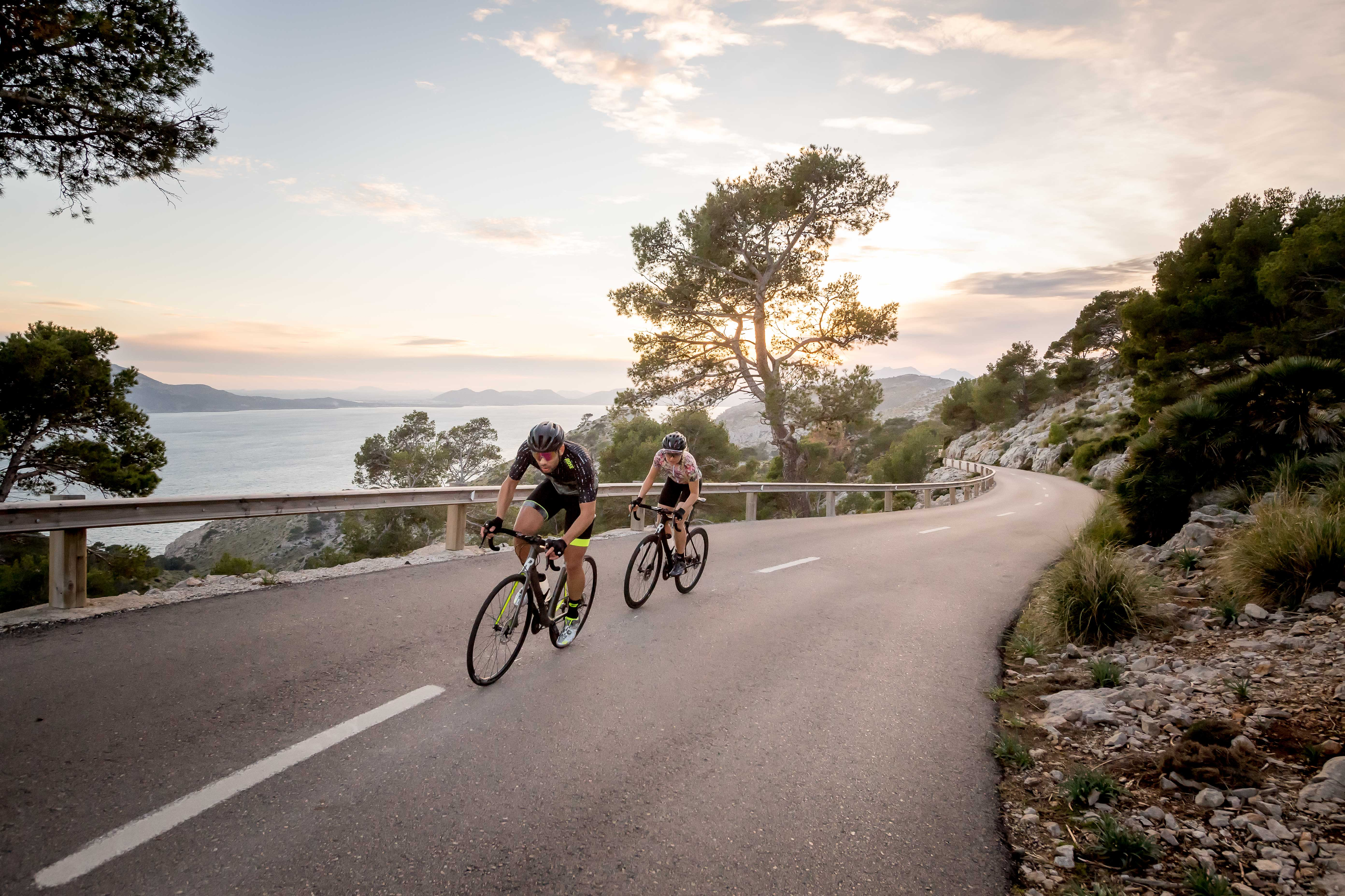 AIDA BIKE CAMP für Rennradfahrer // © AIDA Cruises